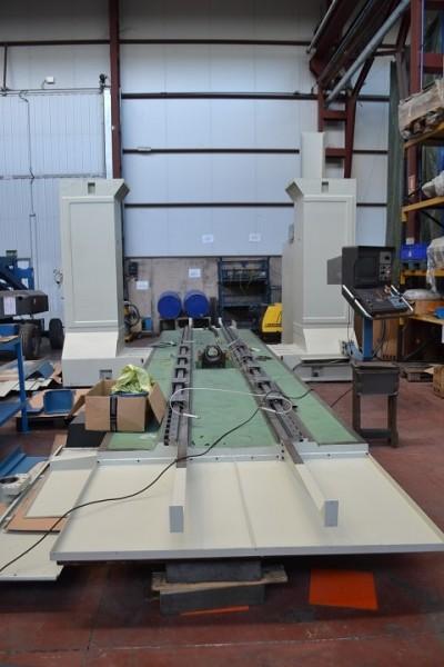 Fresadora puente CORREA FP40/40