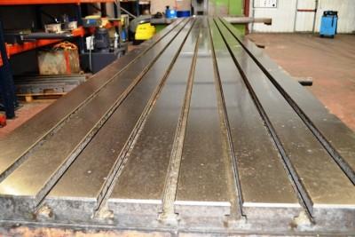 Retrofitting fresadora CORREA L30/58 - NC Service