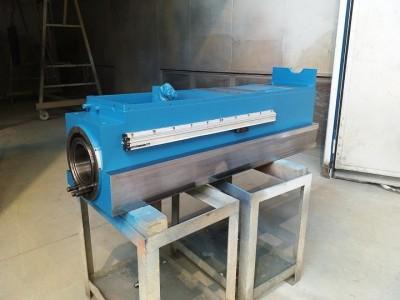 Retrofitting fresadora usada CORREA CF22/25