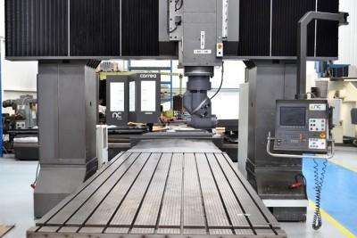 Second hand milling machine CORREA FP40/40 - 895203
