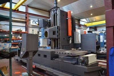 Fresadora columna móvil Anayak HVM-5000