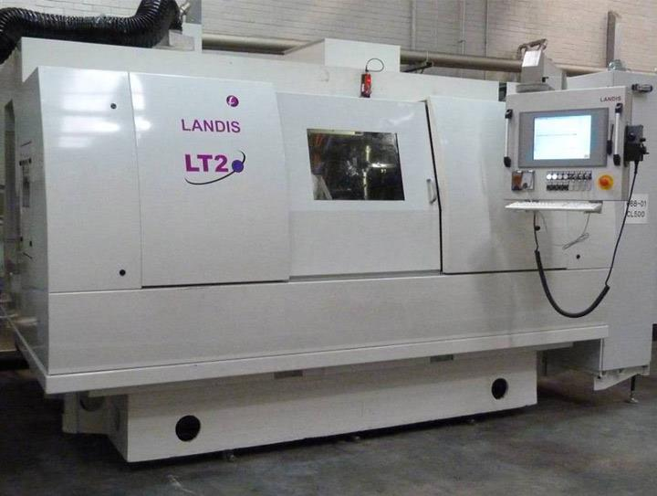 Rectificadora LANDIS LT2(E)
