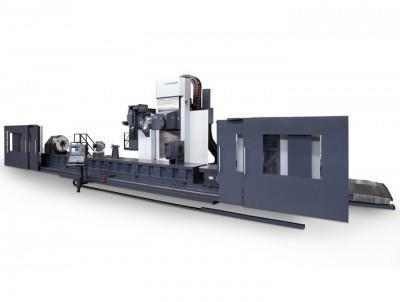 Correanayak HVM Milling machine