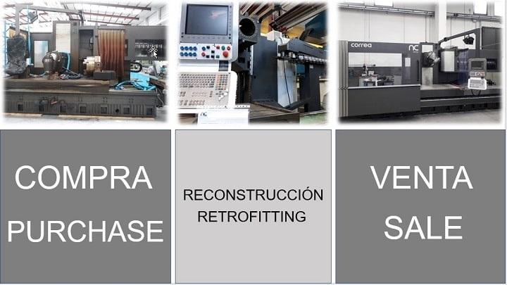 Proceso compra venta maquinaria industrial usada - Nicolás Correa Service