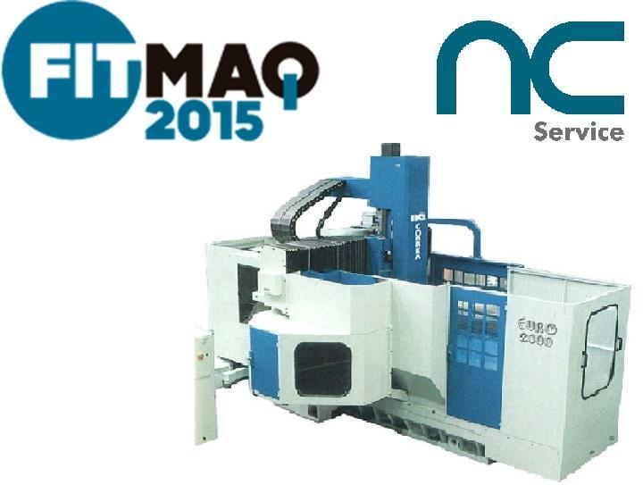 NC Service asiste como expositor a la feria FITMAQ 2015