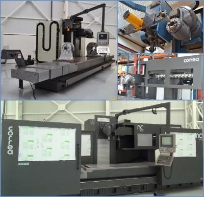 Tipos de cargadores automáticos de herramientas para las fresadoras CNC