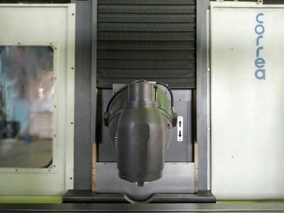 Second hand milling machine - Refurbished Correa Milling Machine