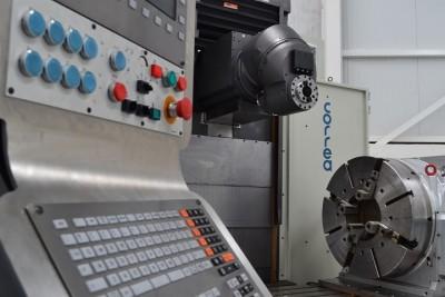 Correa milling machine – Second hand milling machine