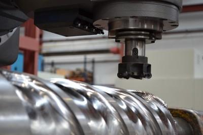 Mobile Column Milling Machine - Refurbished Anayak Milling Machine