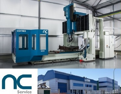 Refurbished milling machines by NC SERVICE MILLING MACHINES