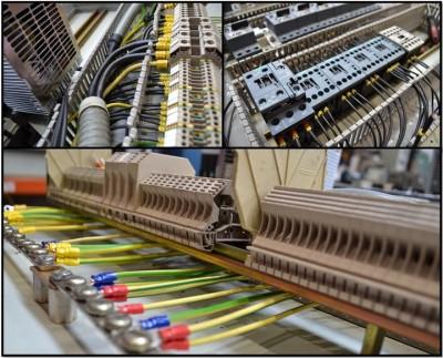 Reconstrucción panel eléctrico por Nicolás Correa Service