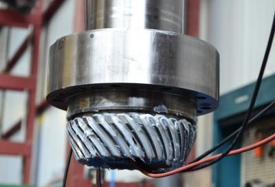 Proceso de reconstrucción de un de cabezal automático en Nicolás Correa Service