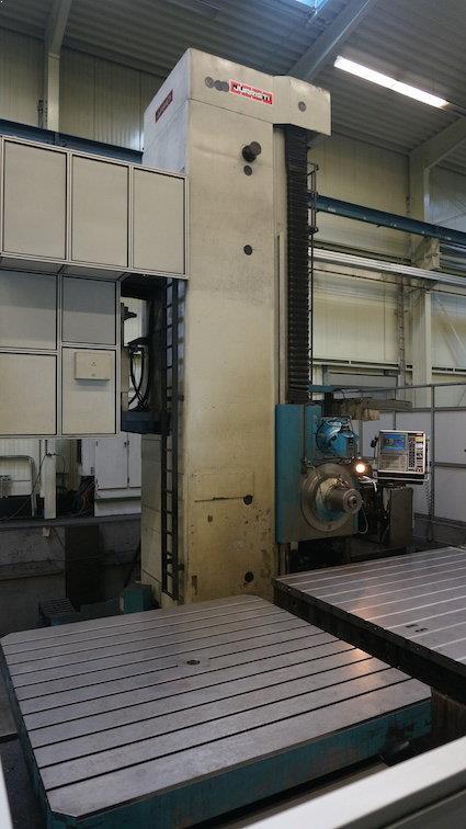 CNC Floor Type Horizontal Borer JUARISTI MD150