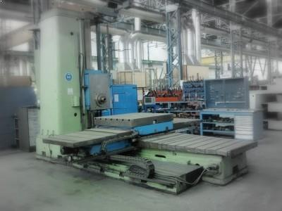 Horizontal boring machine SACEM MST-110