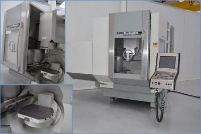 Centro mecanizado vertical - DECKEL MAHO - DMU 50eVolution