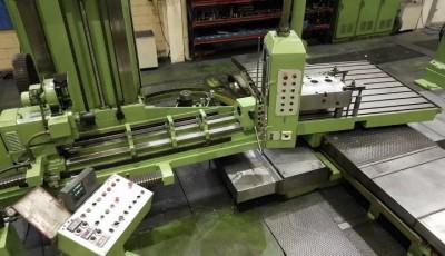Mandrinadora usada SACEM MST 130 - NC Service Milling Machines
