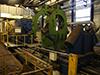 Torno horizontal SNG 2500 × 12000 CNC